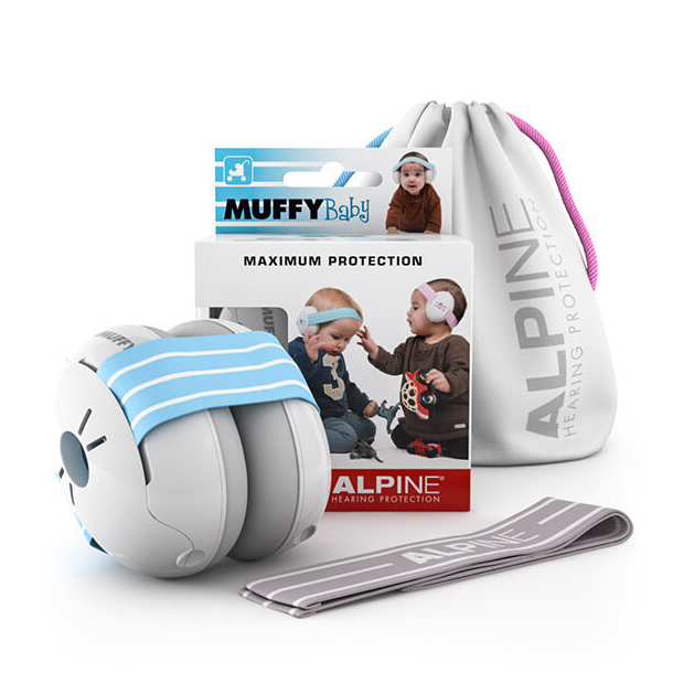 Alpine Muffy Baby høreværn