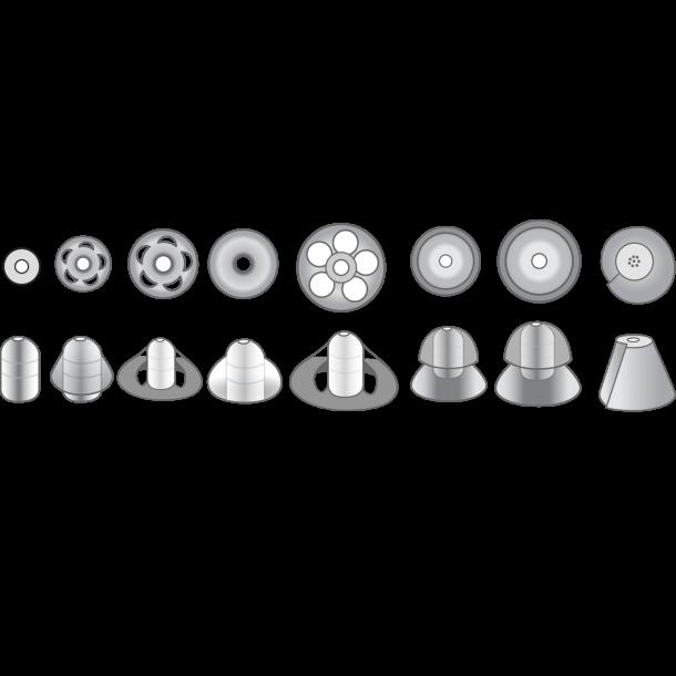 Siemens LifeTip Lydkupler