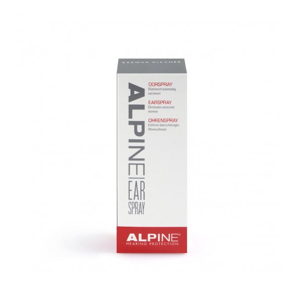 Alpine Ear Spray, Ørevoksspray 50 ml